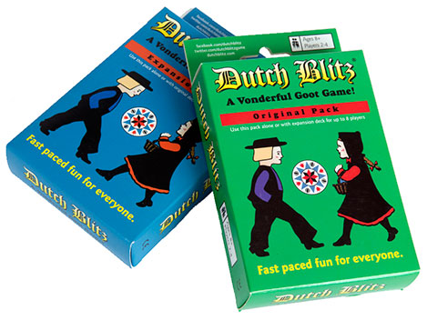 Dutch Blitz A Vonderful Goot Game